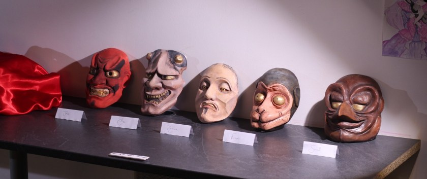 exposition masques